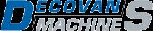 Decovan Machines Logo